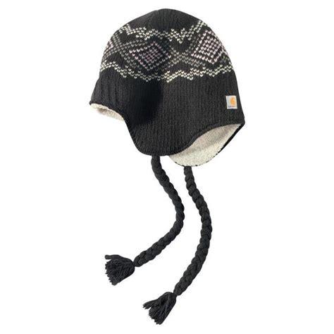 carhartt s picket ear flap hat closeout 100743co