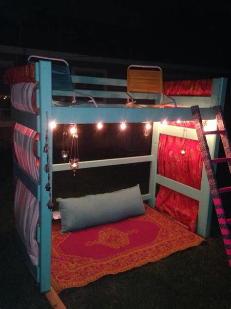 Into Bunk Bed by Outdoor Bunk Bed And Repurposed On
