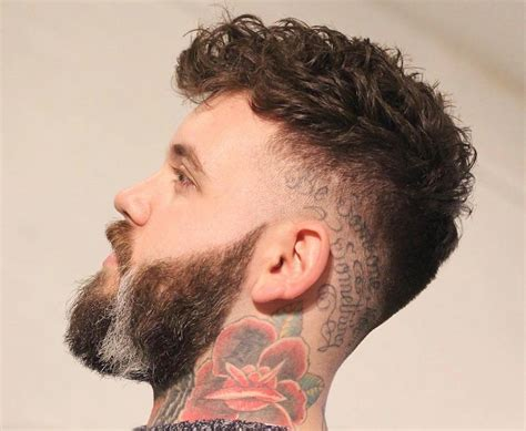 new curly short fades 21 new men s hairstyles for curly hair