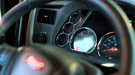 Peterbilt Atlantic Tech Tips Dashboard Indicators