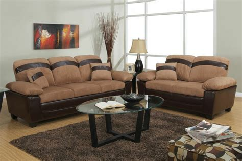 microfiber living room set microfiber sofa couch 2 piece living room set sofa and