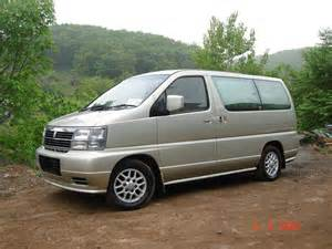 Nissan Elgrand Cervan For Sale 1999 Nissan Elgrand For Sale 3300cc Gasoline Automatic
