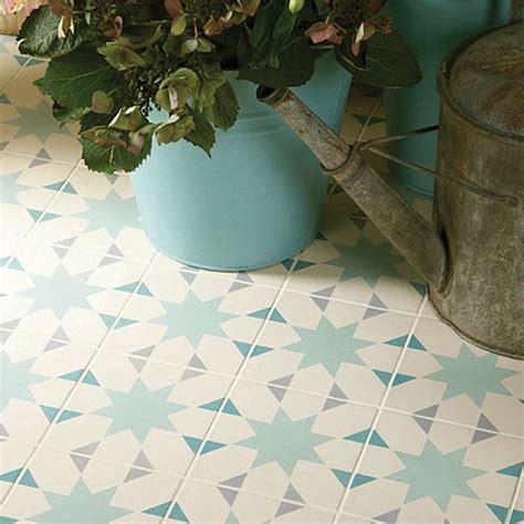 Ordinary White Bathroom Tiles Ideas #10: Patterned-ceramic-tile.jpg