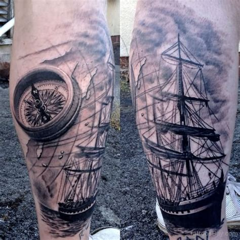 nautical map tattoo map tattoos designs pictures page 8