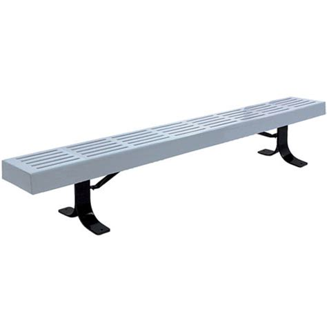 sport benches commercial grade outdoor iron player s metal benches for