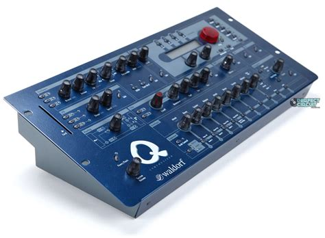 Rack Synth by Waldorf Q Vintage Synth Explorer