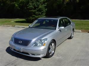 2002 Lexus Ls430 Value 2002 Lexus Ls 430 Overview Cargurus