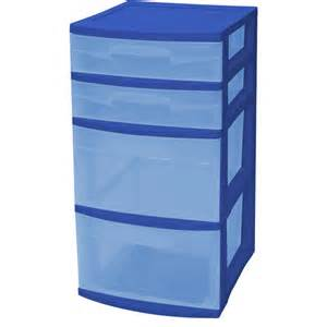 sterilite 4 drawer tower walmart