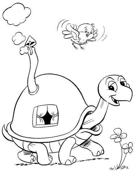 happy turtle coloring page schoorsteenopdak aplique pinterest turtles happy