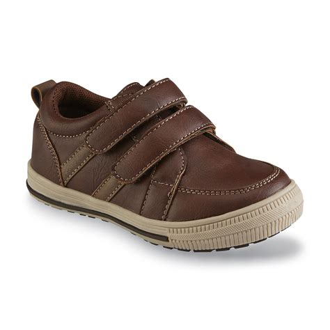 toddler boy oxford shoes josmo toddler boy s nolan brown casual shoe