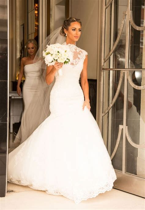 Best 25  Celebrity wedding dresses ideas on Pinterest