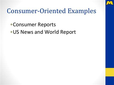 ppt consumer oriented evaluation approaches expertise consumer oriented and program oriented