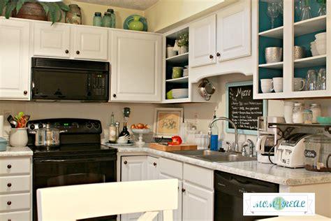 my kitchen faux granite countertops with giani granite paint