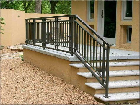 Planning Ideas Deck Railing Sections Wood Deck Railing