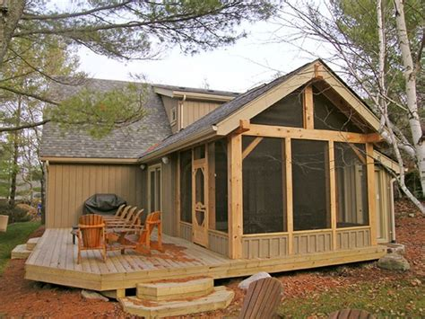 timber frame home shed porch 17 best images about wood screen porch on pinterest