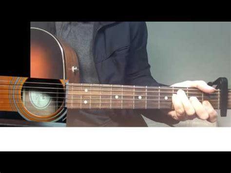 tutorial guitar one call away charlie puth one call away guitar tutorial lesson chords