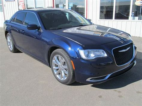 chrysler vehicles 2015 2015 chrysler 300 touring blue siman auto sales wheels ca
