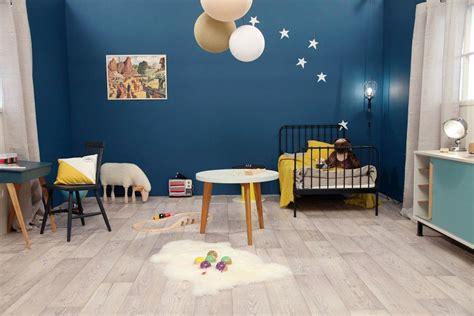 chambre enfant retro decoration idee couleur peinture chambre bebe garcon