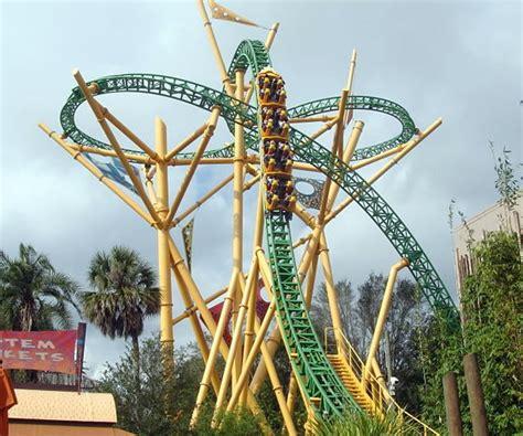busch gardens roller coasters
