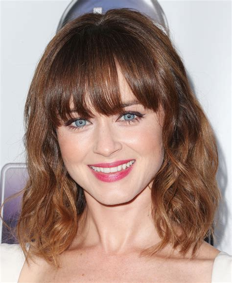 Hairstyles For Hair With Bangs by Shoulder Length Bob With Bangs Newhairstylesformen2014