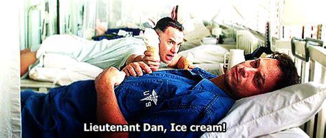 Lieutenant Dan Ice Cream Meme - forrest gump ice cream memes