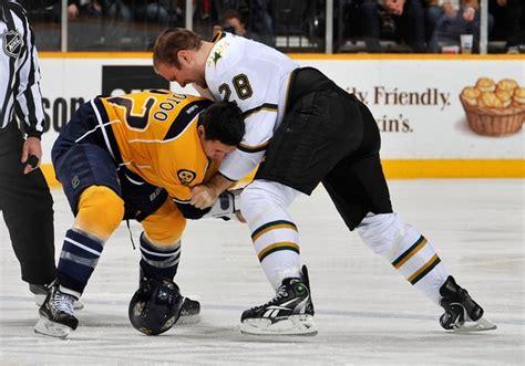 Jordin Tootoo Fights 2012