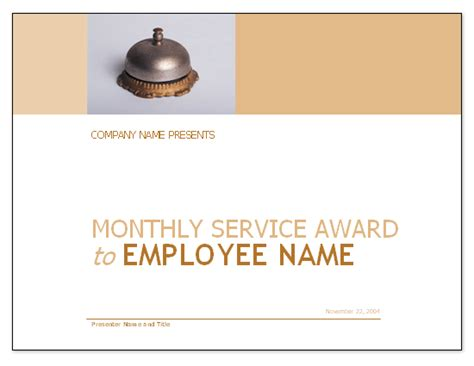 Employee Service Award Free Certificate Templates In Business Award Certificates Category Employee Service Award Certificate Template