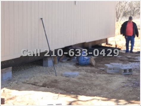 foundations fha retro fit concrete runners mobile home foundations