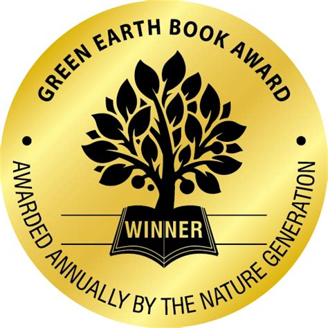 the earth books green earth book award the nature generation