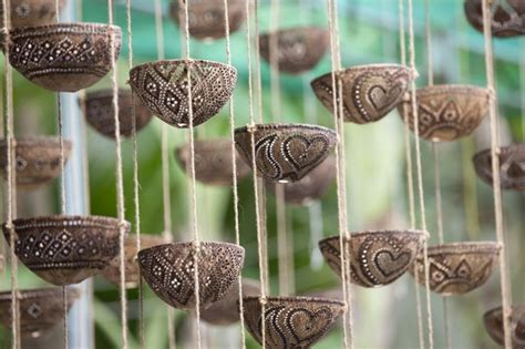 coconut craft for coconut shell craft is a 100 eco friendly form from