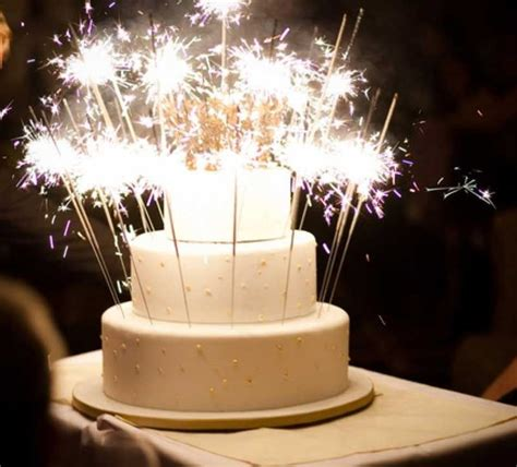 birthday cake sparklers best 25 birthday cake sparklers ideas on