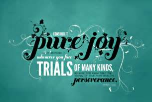 Count those trials as joy daileytalks