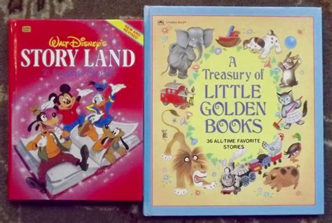value of walt disney golden books a treasury of golden books and walt disney s story
