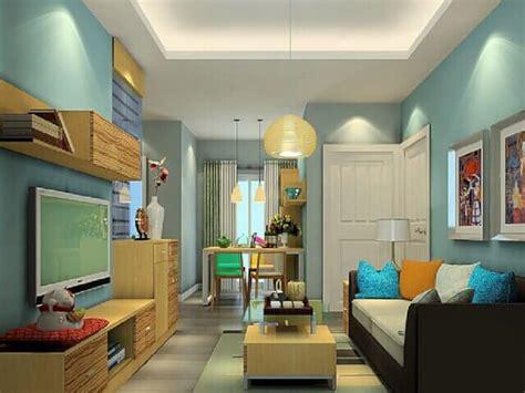 cat interior rumah minimalis  dicampur aja geh