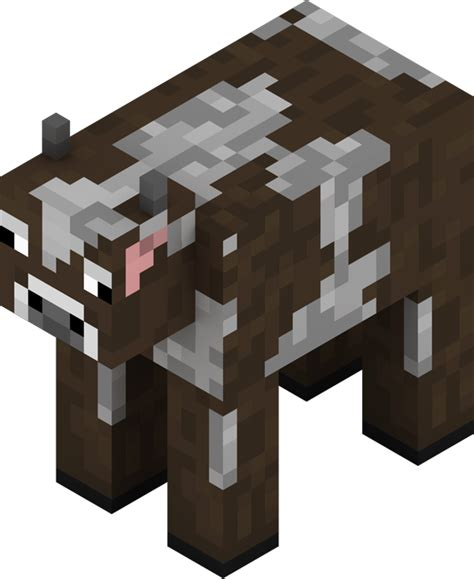 minecraft cow template image gallery minecraft cow