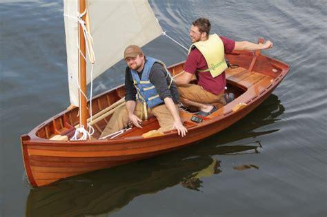 skiff boat sailing sid skiff woodenboat magazine