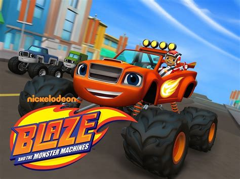 monster trucks tv show centurylink tv movies shows blaze and the monster