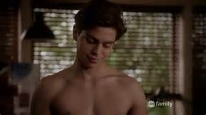Jake T Bulge Jake T Shirtless In The Fosters 1 14 Family Day