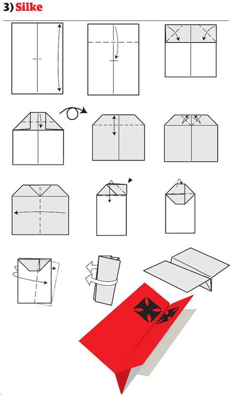 Paper Airplanes To Make - how to make paper airplanes netattic