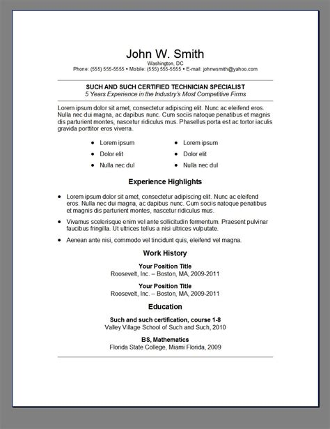 exles of resumes acting resume exle objective in professional looking 85 wonderful