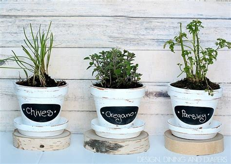 kitchen herb garden from dates to diapers 11 gorgeous spring diy decor craft ideas homelovr