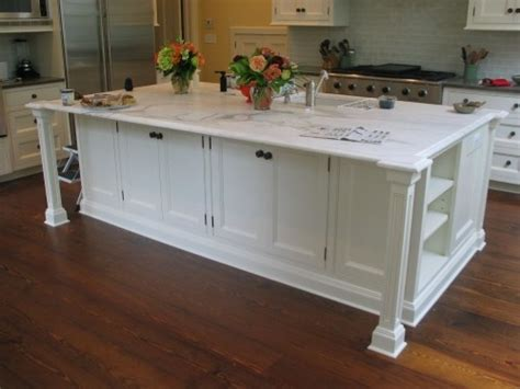Legs For Kitchen Island Island Leg Style For The Home