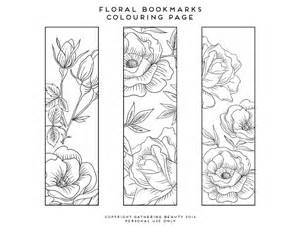 coloring bookmarks printable bookmarks coloring pages