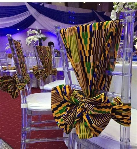 bridal shower supplies south africa joli kente mariage add more print to your wedding runners print and
