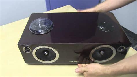 Speaker Aktif Samsung Da E750 samsung da e750 wireless speakers with dock ipod iphone