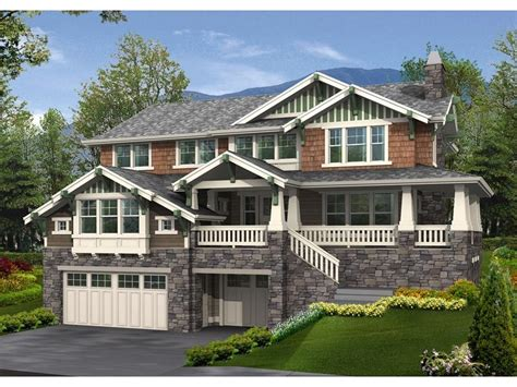 pevensey craftsman home plan 071d 0127 house plans and more craftsman house pictures photos