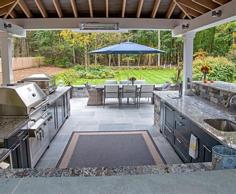 backyard bbq areas outdoor kitchen ideas upgrade your barbecue area to