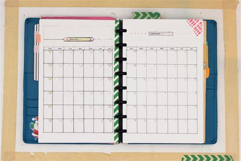 free printable planner pages 5 5 x 8 5 planner templates archives amanda hawkins ahhh design