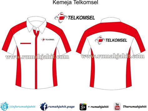 desain jas komunitas kemeja telkomsel mitra pengadaan seragam no 1 di indonesia