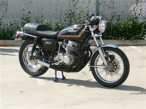 my motorcycles news honda cb750 caf 233 racer by whitehouse from barn find to caf 233 racer honda cb750 w news